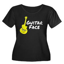 Guitar Face T