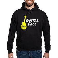 Guitar Face Hoodie