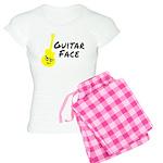 Guitar Face Women's Light Pajamas