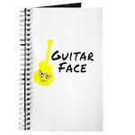 Guitar Face Journal