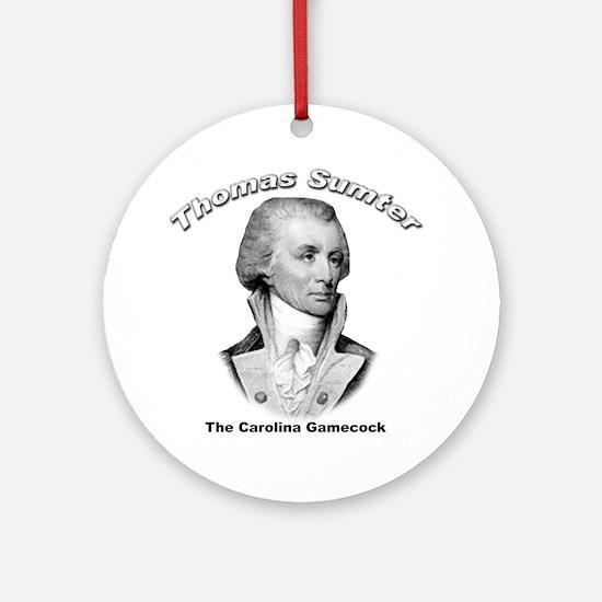 Thomas Sumter 01 Ornament (Round)
