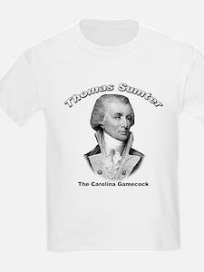 Thomas Sumter 01 Kids T-Shirt