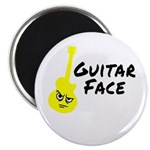 Guitar Face Magnet
