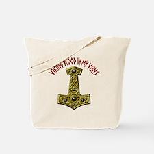 Viking Blood In My Veins XRA Tote Bag