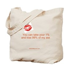 Kiss It Tote Bag