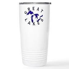 Great Lakes shirts, stickers, Travel Mug
