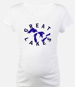 Great Lakes shirts, stickers, Shirt