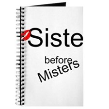 Sisters before Misters Journal