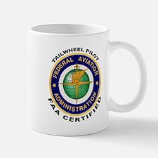 Tailwheel Pilot Small Small Mug