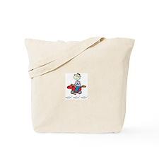 Rollin' Tote Bag