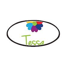 Tessa Valentine Flower Patches