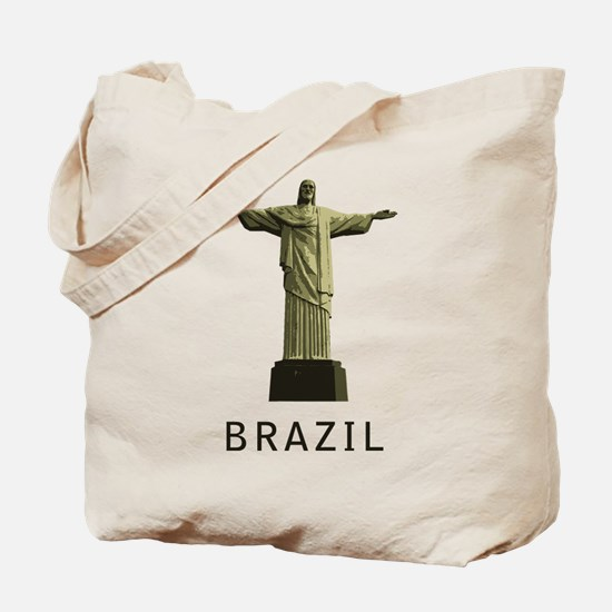 Christ the Redeemer Tote Bag
