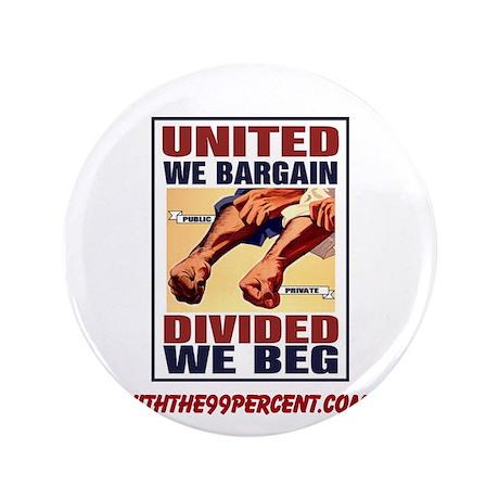 """United 3.5"""" Button"""