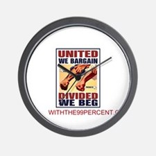 United Wall Clock
