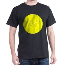 YELLOW DOT T-Shirt