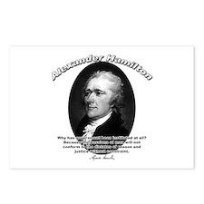Alexander Hamilton 02 Postcards (Package of 8)