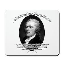 Alexander Hamilton 02 Mousepad