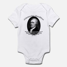 Alexander Hamilton 02 Infant Creeper