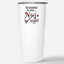Scientist Ninja Travel Mug