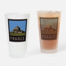 France Mont St. Michel Drinking Glass