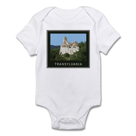 Transylvania Bran Castle Infant Bodysuit