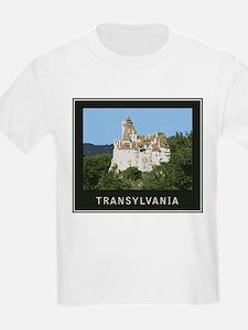 Transylvania Bran Castle T-Shirt