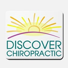 Discover Chiropractic Mousepad