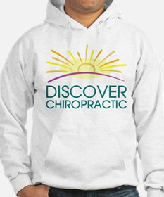 Discover Chiropractic Hoodie