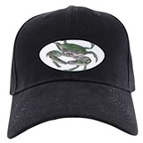 Maryland crab Black Hat