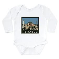 Istanbul Agia Sophia Onesie Romper Suit