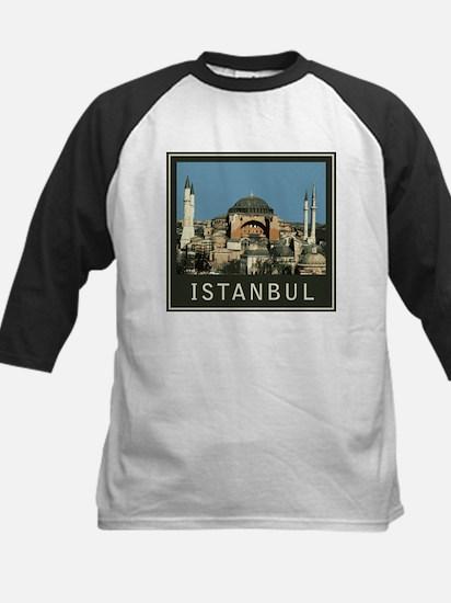 Istanbul Agia Sophia Kids Baseball Jersey