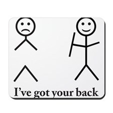 Humorous Mousepad