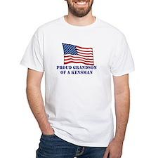 Proud Grandson of a Kensman shirt
