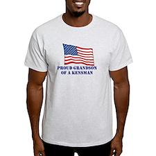 Proud Grandson of a Kensman shirt - T-Shirt