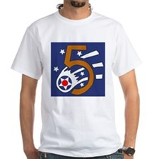 5th_usaaf - cropped-10 T-Shirt