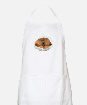 hairy chest Apron