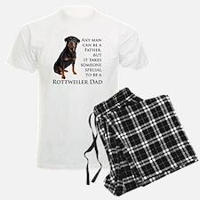 Rottie Dad Pajamas