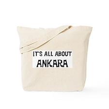 All about Ankara Tote Bag