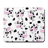 Cow mousepad Mouse Pads