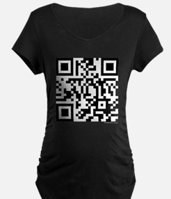Team Edward QR Code T-Shirt