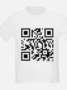 Team Edward QR Code T-Shirt