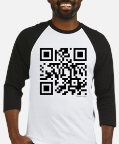Team Edward QR Code Baseball Jersey