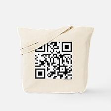 Team Edward QR Code Tote Bag
