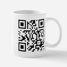 Team Edward QR Code Mug