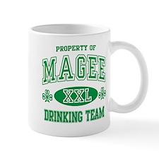 Magee Irish Drinking Team Mug