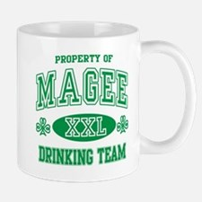 Magee Irish Drinking Team Mug