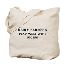Dairy Farmers Tote Bag