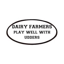 Dairy Farmers Patches