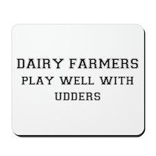 Dairy Farmers Mousepad