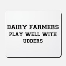 Dairy Farmers Mousepad